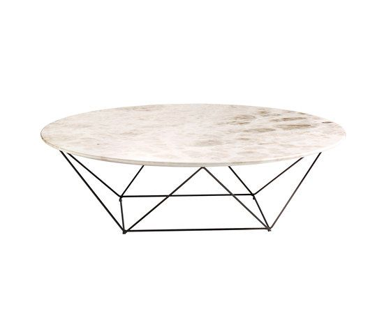 Joco Stone by Walter Knoll | Lounge tables