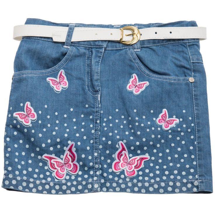 Cicili παιδική εποχιακή φούστα τζιν «Happily» Κωδικός: 18181  €14,90 (-32%)