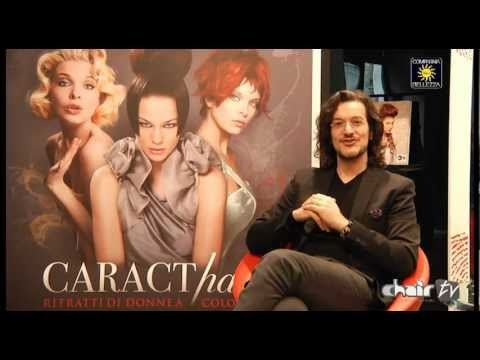 Compagnia della #Bellezza, #Hair Show di presentazione per la nuova collezione #CARACThair