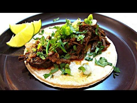 Barbacoa – How to make Chipotle style Barbacoa – Poor Man's Gourmet Kitchen