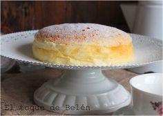 Madre mía !! os caerá la baba por este pastel... la que lié ayer en mi pagina, había visto el día anterior un enlace que había comparti...