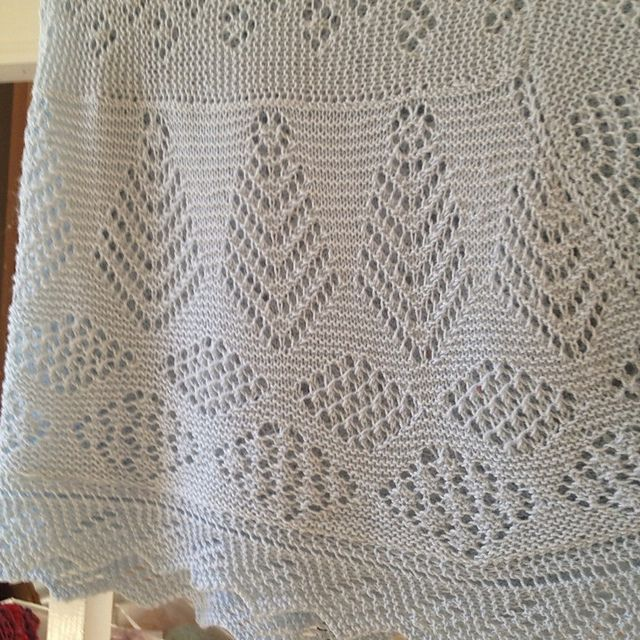 Free Knitting Patterns For Baby Blankets And Shawls : Best baby shawls images on pinterest hand crafts