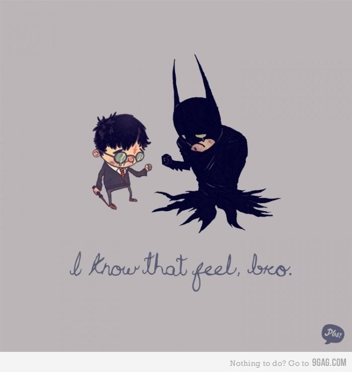 Orphan hero? I know that feel, bro.