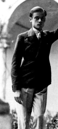 Bryan Guinness, Lord Moyne - first husband of Diana Mitford