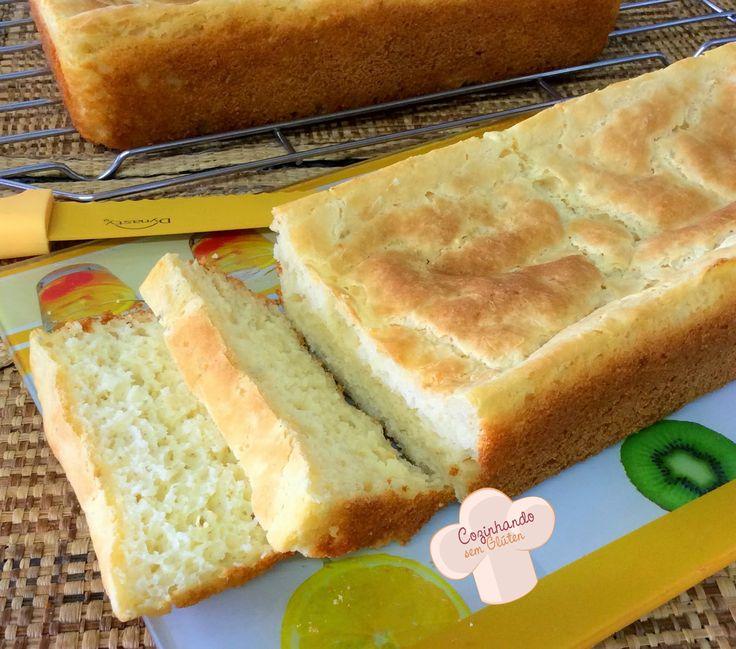 Uma delícia esse pão!       Sugiro que usem uma forma grande ou 2 e não coloquem muita massa porque esse pão cresce bastan...