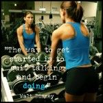 Maintaining your weight is an accomplishment-encouragement for clients!