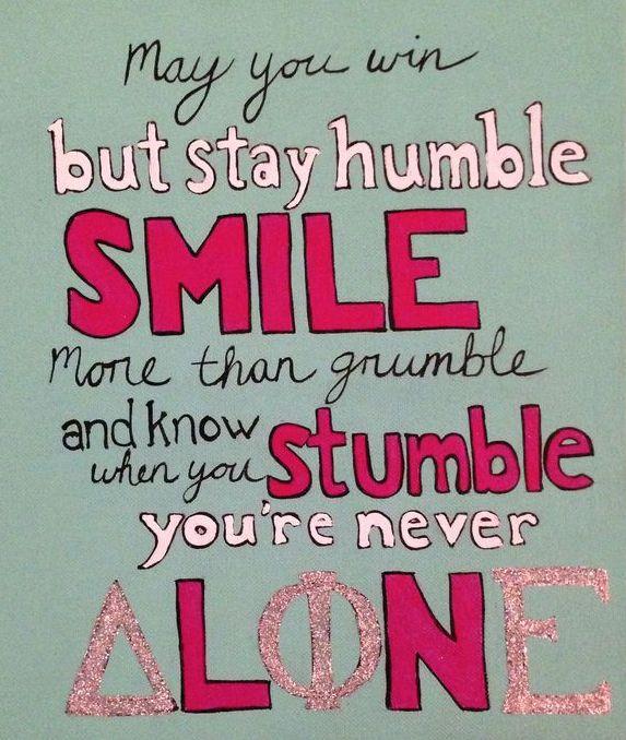 cute canvas quote ☺