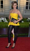 Nazan Eckes attends the Bertelsmann Summer Party - Leather Celebrities