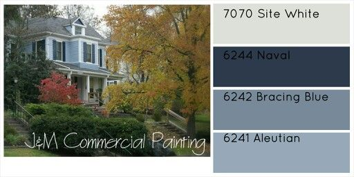 Beautiful Southeast Ohio Home Painted By J M Commercial Painting Sherwin Williams 7070 Site