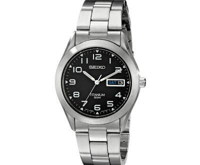 Seiko Titanium Watch   ►►http://www.gemstoneslist.com/mens-watches/seiko-mens-watches.html?i=p