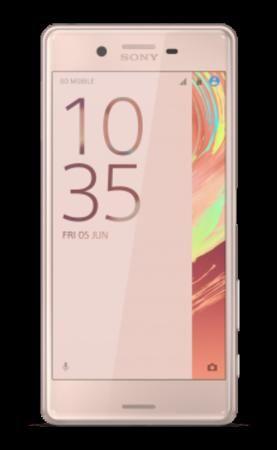 Смартфон Sony Xperia X Performance dual Розовое золото F8132RU, R  — 39891 руб. —