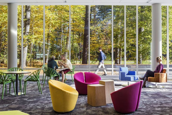 Gallery of Westfield State New University Hall / ADD Inc. - 3
