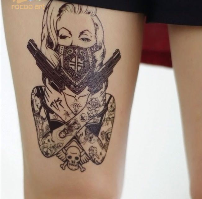 tatouages ephemeres duree