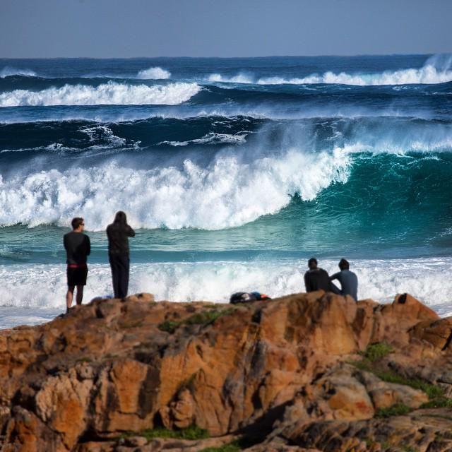 .@Australia Massive swell in @WestAustralia's surfing capital of @MargaretRiver http://www.bloggerme.com.au/states/kwinana Australia over the weekend (Photo via IG / scottslawinski)