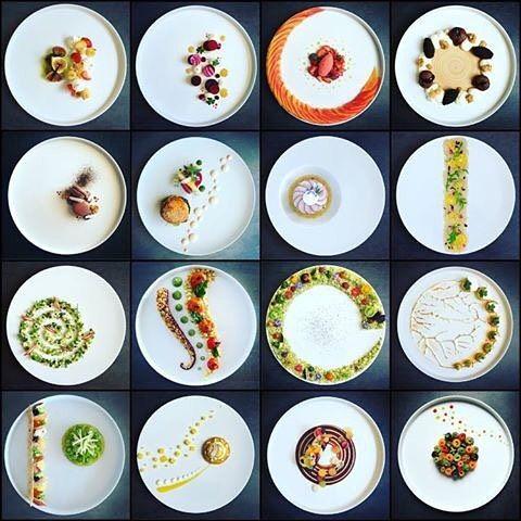 Presentation food