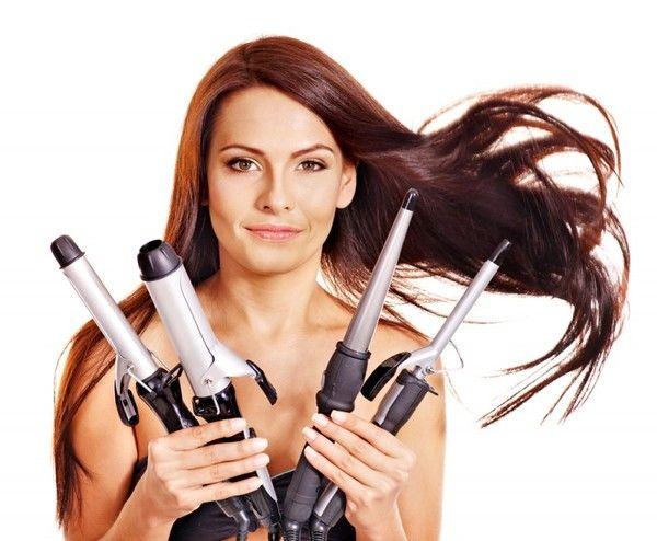 Выбрать щипцы для волос