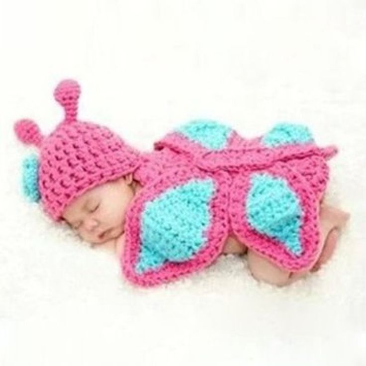 25 Breathtaking Stunning Collection of Crochet Clothes for Newborn Babies ... 1 (4) └▶ └▶ http://www.pouted.com/?p=35914
