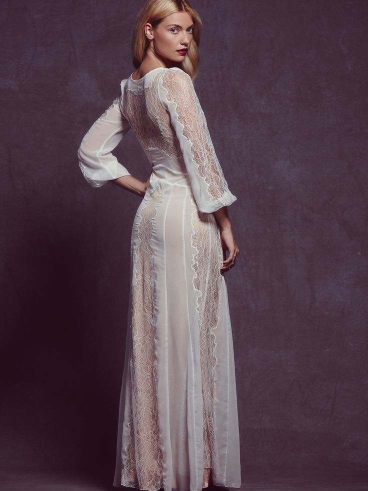 Free People Vermont Gown, $435.00