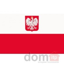 what does the polish flag look like