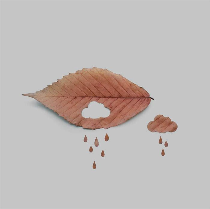 KMSalvageDesign Leaf Chronicles on Instagram