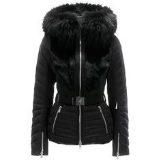 Toni Sailer Rumy Fur Insulated Ski Jacket (Women's) | Peter Glenn
