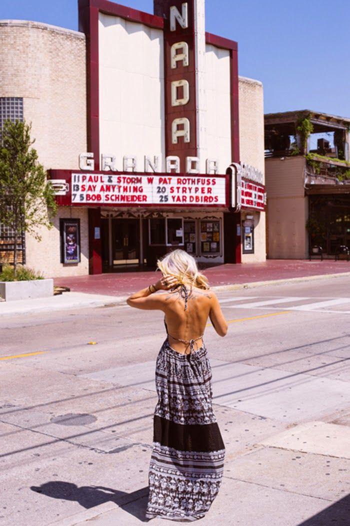 Granada Movie Theater in Dallas, TX