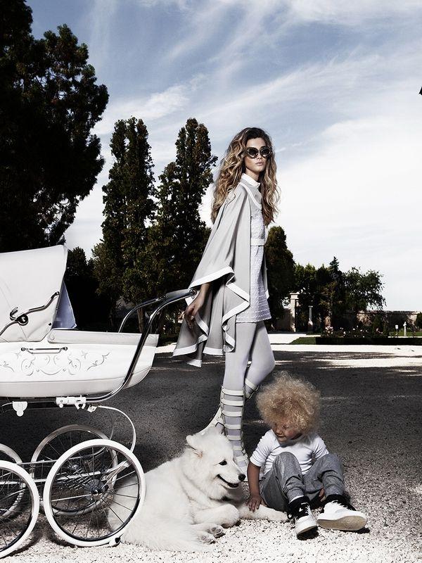 ADELINA RUSU SS16 Campaign by Tibi Clenci