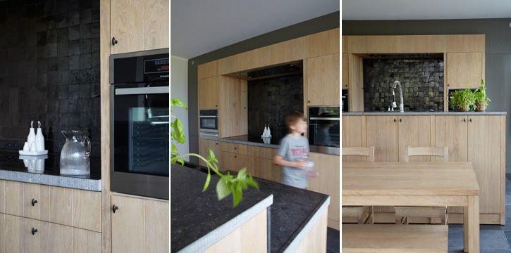Eiken Keuken Project : Home Eiken Project landelijke keukens van massief eik