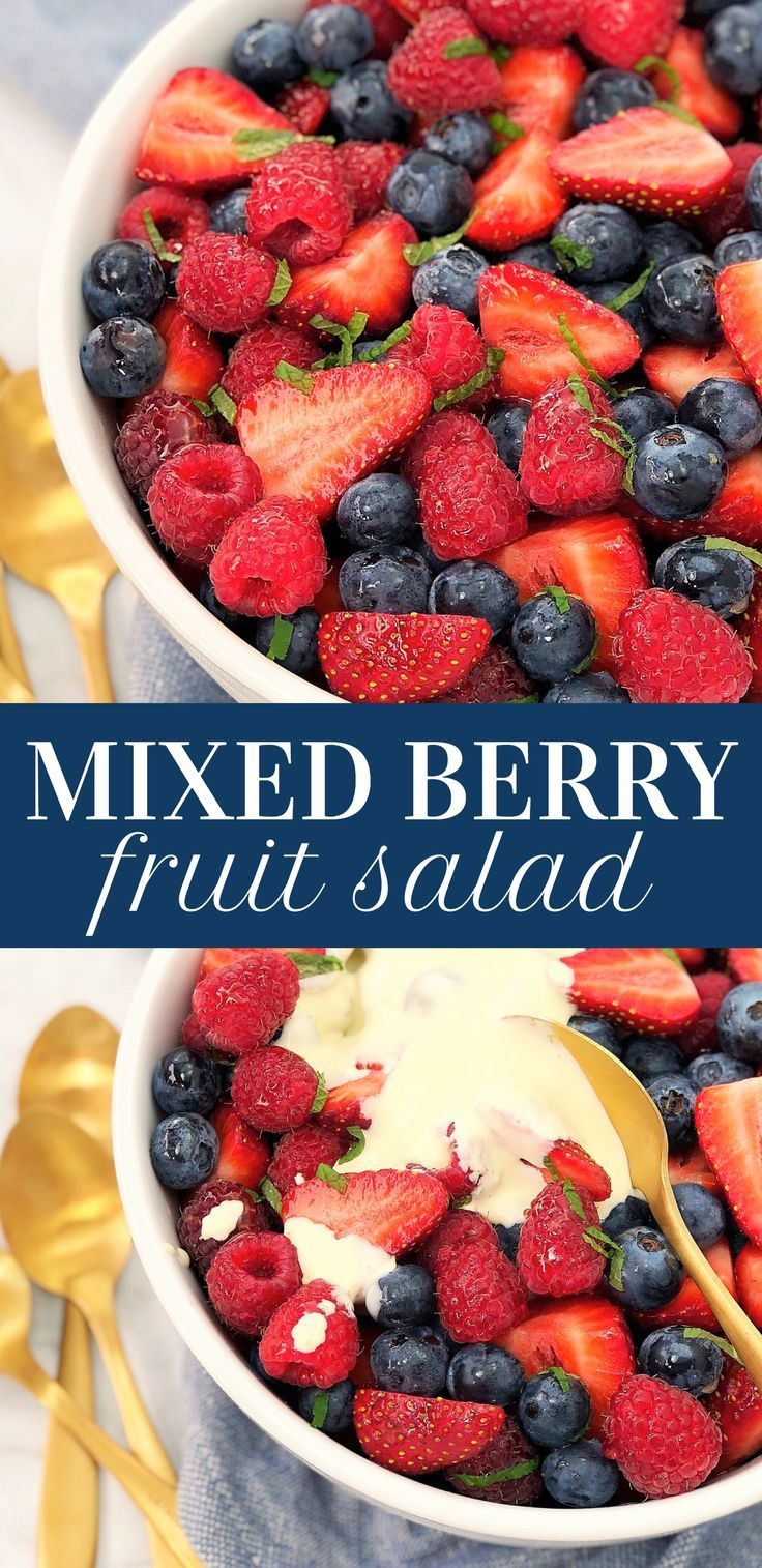 Berry Dessert Recipes