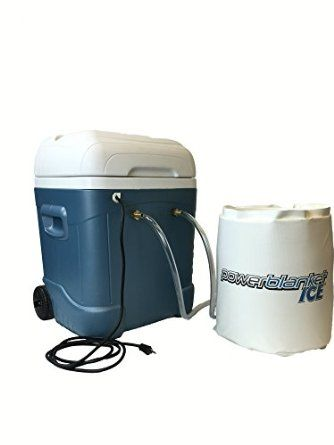 Powerblanket ICE - PBICE05IC - 5 Gallon Pail / Bucket Cooling Blanket w/modified Cooler Box & Pump