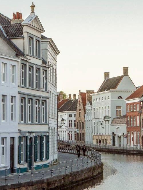 miss it so much! Bruges, Belgium