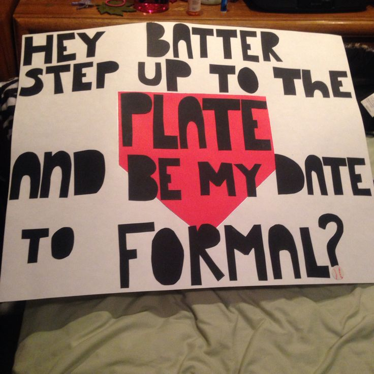 how to ask out a girl and make it cute