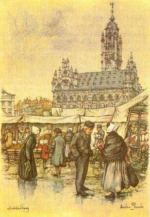 Anton Pieck Middelburg