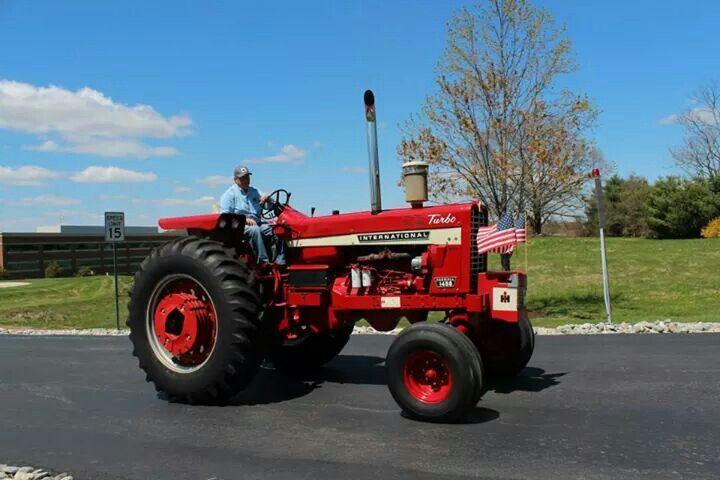 Ih 1456 Tractor : Ih farm tractors pinterest