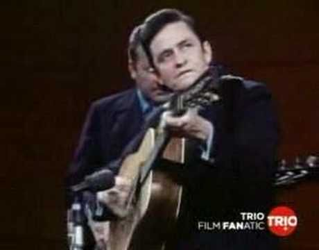 """The man was as punk rock as they come. And before you dispute that, punk rock is SO not a type of music, but a state of mind and a lifestyle. Johnny Cash is punk rock to the core."" <---- hell yeah!"