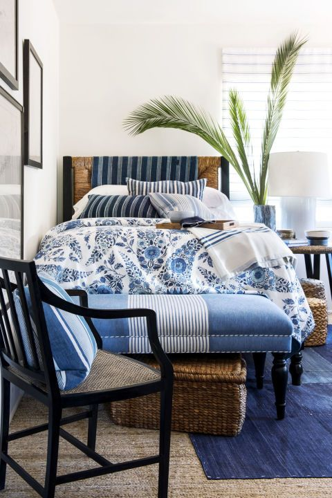 22 reasons why blue is the best color for decorating your home blue stripes add