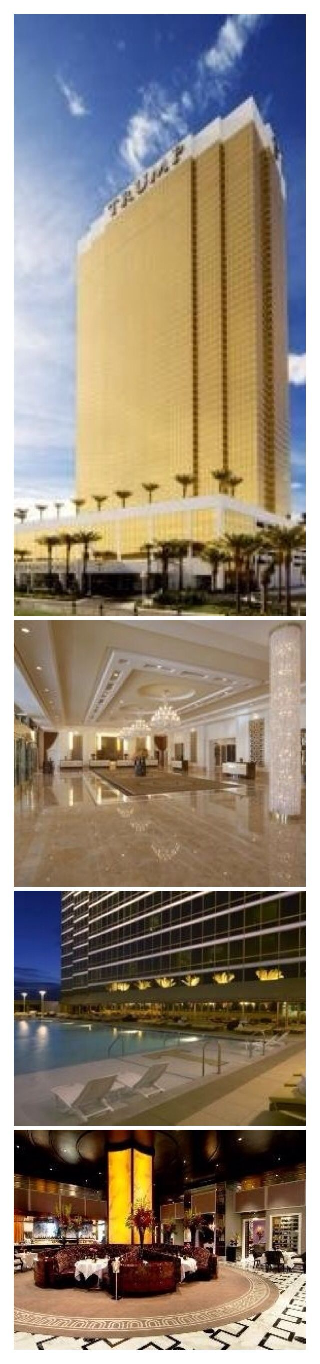 ~Trump Towers Hotel/Casino ~ Las Vegas | House of Beccaria