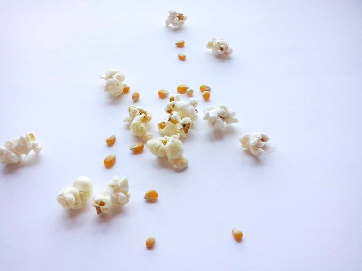 Palomitas de maíz caseras/popcorn homemade