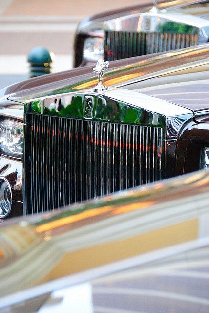 Rolls Royce Phantom - | Via  ✤LadyLuxury✤