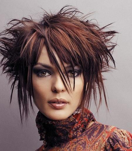 womens mid length haircuts 25 best ideas about funky medium haircuts on 5088 | 7ad761bf1ca9bf1be610631f423d0c30