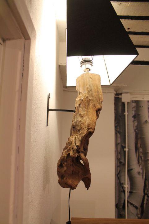 Wandlamp zwart - Historie Meubelen Emmen