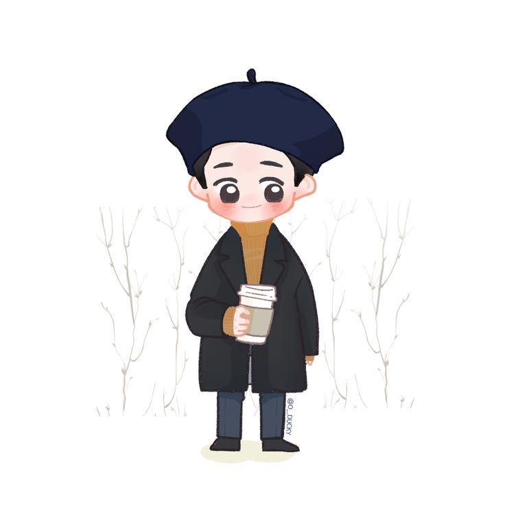 151205 명지대 < 곰, 청혼 > 박보검 [출처: 더키 https://twitter.com/o__ducky/status/821387018412425216 ]