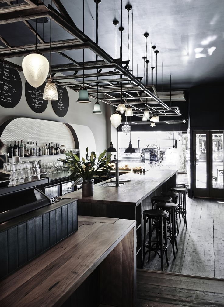The best cafe, restaurant and bar interiors of 2015: Nicky Adams in collaboration with PER Architects for Heart Attack and Vine, TAS