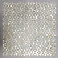 CHOIS Wholesale Mother of Pearl Shell Backsplash Tile Mosaic Bathroom Walls A04