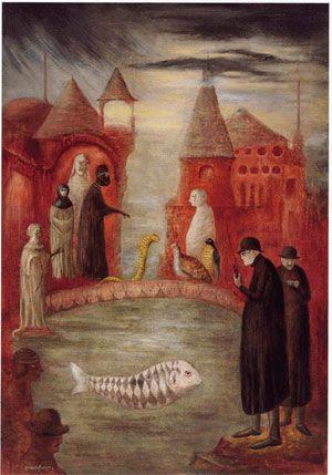 Surrealism, Leonora Carrington