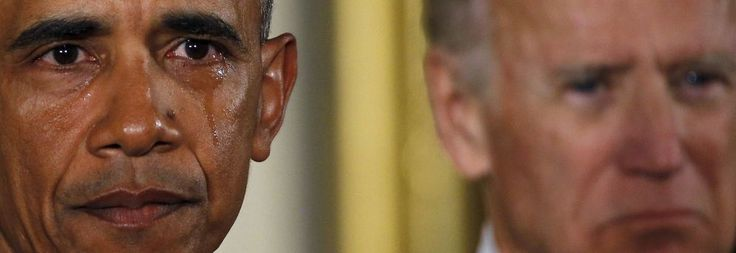 Estados Unidos: Obama anuncia entre lágrimas nuevas medidas para el control de armas. Noticias de Mundo | Adribosch's Blog