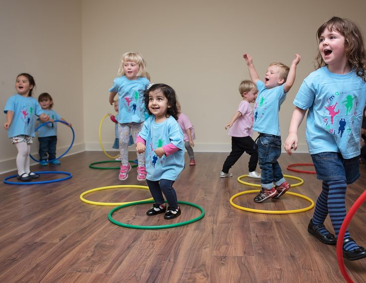 The importance of physical activity for the under 5s - EMD UK