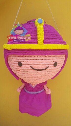 Piñata Dulce Princesa.... en Viva Piñata Factory tenemos todos los personajes de Hora de aventura y si no lo tenemos lo inventamos para ustedes.