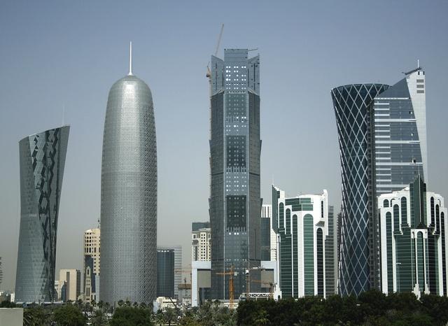 West Bay, Doha, Qatar