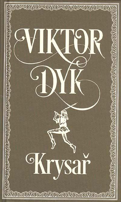 Krysař | Viktor Dyk | School book | Favourite book | Novel
